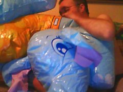 Inflating the elephant