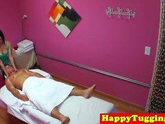 asiatisch baby handjob hd massage