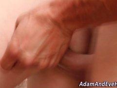 bebek oral seks esmer parmak kıllı