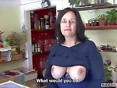grosse -tits - la madre cazzo creampie
