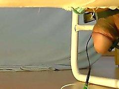 electro estim: hanging long