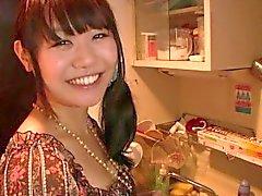 aasialainen japanilainen korealainen creampie univormut