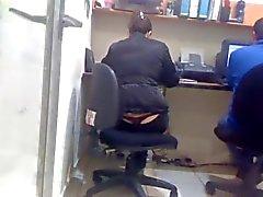 Sdruws2 - panty thong at work