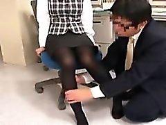 amador asiático milf nylon