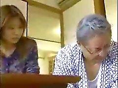 asiático cornudo femdom japonés voyeur