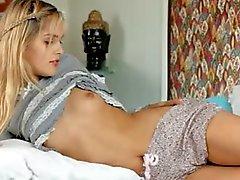 anaal kindje schoonheid masturbatie