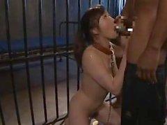bdsm giapponese interracial doppia penetrazione gangbang