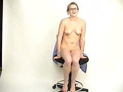 amateur rubia masturbación