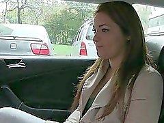 amatör amatör porno videoları oral seks eylem araba cock