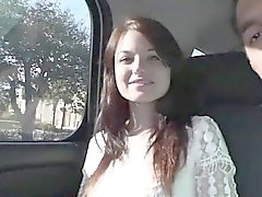 Redhead petite Kaisey Dean gets fucked
