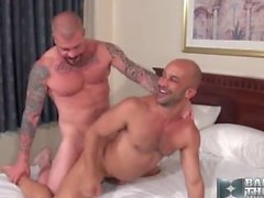 10 x 6 Rocco Steele and Igor Lucas