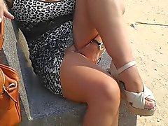 publieke naaktheid upskirts voyeur