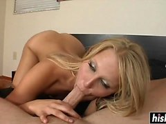 Irresistible girl cant refuse a long pecker