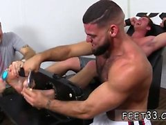 Gay foot slave story Connor Maguire Tickled Naked