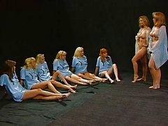 lesbiana sexo vaginal masturbación sexo oral caucásico
