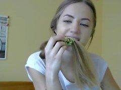 webcam dilettante bionde adolescenza