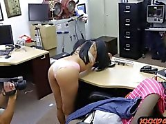 Latina sluts are all horny just like her