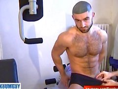 François Sagat, his 1srt video make with and by us !