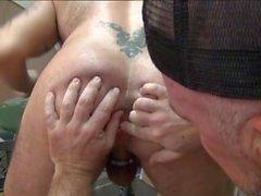 bronson tor nastydaddy muskeln - total mütter milf - after