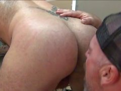 bronson portails nastydaddy muscle - matures trentenaire- anales