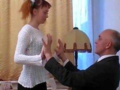 amatööri nuolla vuotias nuori punapää venäläinen