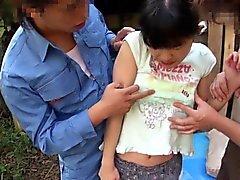 asiatisch baby gangbang behaart hd