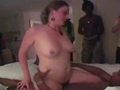 amatör stora bröst brunett hardcore interracial
