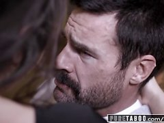 PURE TABOO Karlee Grey Fucks Her Dad at Family Therapy