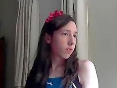crossdresser webcam adolescente assolo