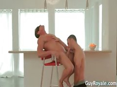 Blind Lovin Conner Habib and Tyler Saint part4