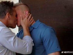 dean phoenix nextdoorbuddies homo nextdoor ensi ovi vanhemmat nuorempi isä kimpale juva suudella suihin bj kukko