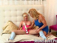 blondiner sexleksaker lesbiska