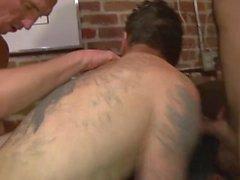 damonin dogg hauva - tyyli arse - helvettiä tatuoinnit aasi - fucking