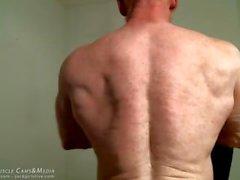 jockmenlive lihaksen - isä tom - herra bodaaja taipumista