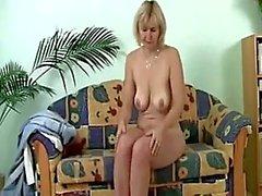 grote borsten vingerzetting grannies