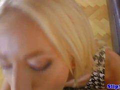 amatööri blondit vuotias nuori brittiläinen