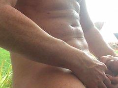 homosexuell hunks muskel im freien