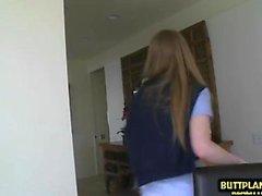 big boobs europäisch rotschopf teenager dreier
