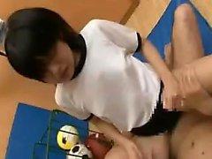asiatisk babe fingersättning