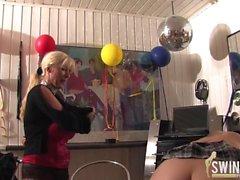 amateur mamadas corridas alemán
