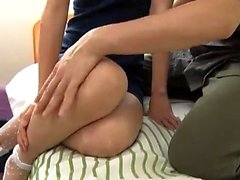 asiatico peloso giapponese tette piccole adolescente