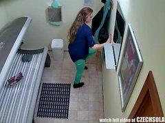 dilettante ceco telecamera nascosta vita privata reale footage