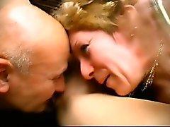 amatööri blondi suihin