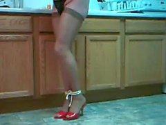 Legs bound mules