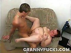 bbw avó hardcore