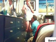 Hidden camera - straight young sucked by older 25