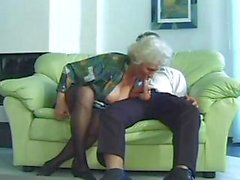 bbw mamie vieux jeune