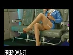 lynda leigh luft - gastgeberin luft - stewardeß