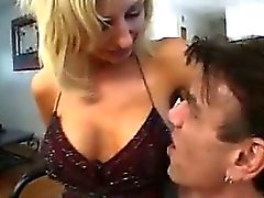 Mature Blonde Wants His Hard Dick In Her