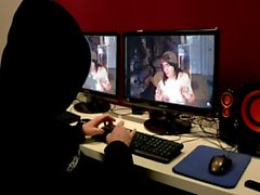 Anonymous nude webcam hacks of Mark Heffron